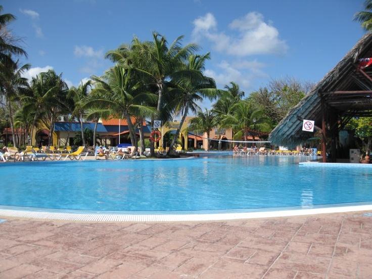 Brisas Santa Lucia   Santa Lucia Camaguey, Cuba  Un vrai paradis pour les plongeurs, car il est situé à proximité du deuxième plus grand récif corallien au monde.