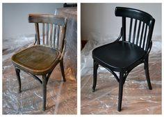 DIY: Stühle lackieren   Tutorial von Kreativfieber