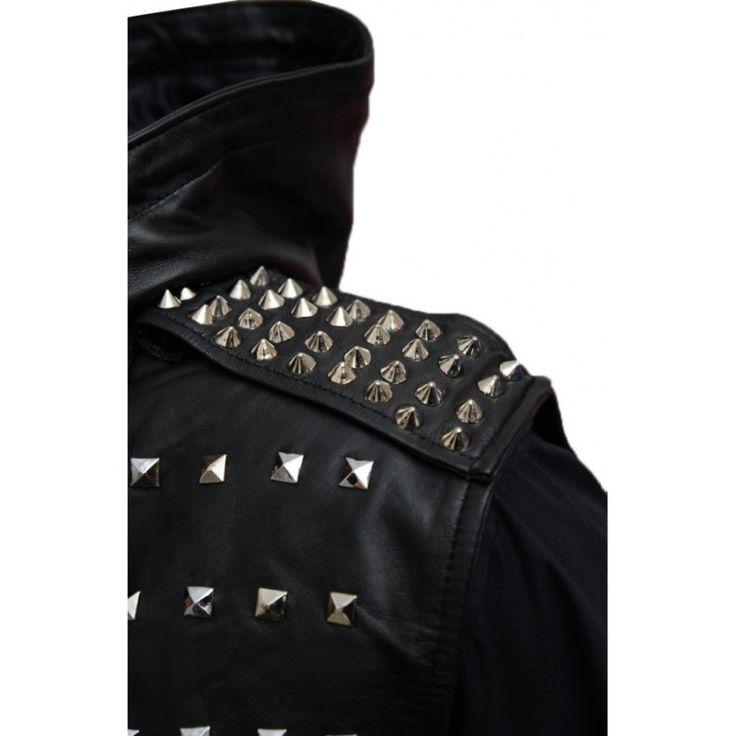 WATCH DOGS 2 WRENCH LEATHER JACKETS FOR SALE l Leather jacket For Sale