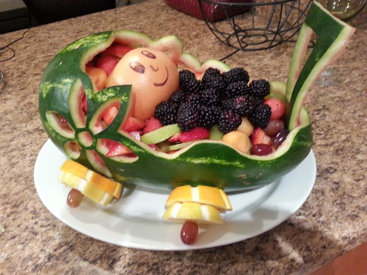 Watermelon Baby Carriage In 2019 Watermelon Baby