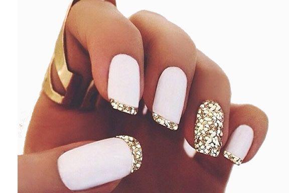 Diseños de uñas para NOVIA. Uñas decoradas en eventos y fiestas. Join CLUB!  #diseñosuñas #nailsdesign#uñasboda #weddingnails
