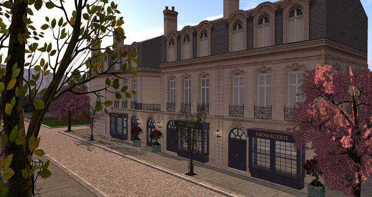 [Blog Post} Still fascinated by neoclassic architecture, I've been experimenting with single unit apartments that can be easily joined together in various combinations to form whole street blocks.  Again, I'm reminded that making something simple can be a lot harder than making something complex.