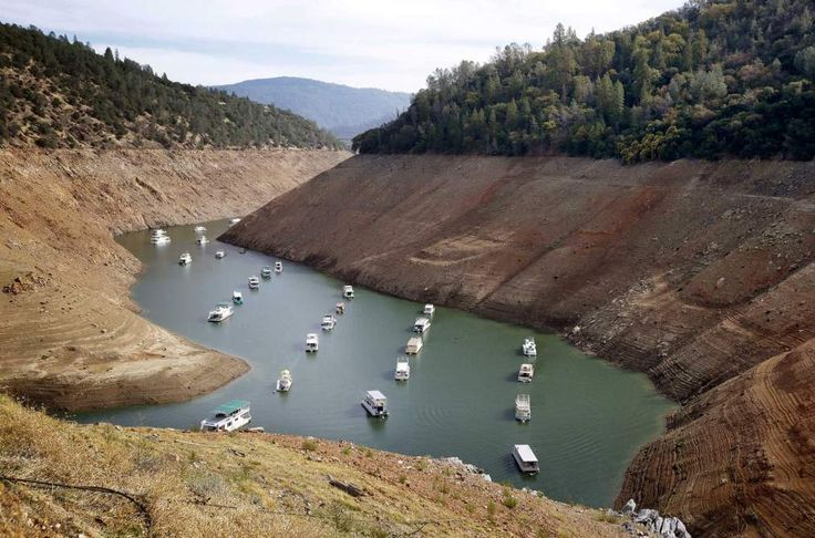 The Man-Made Water Shortage in California Carly Fiorina  April 7, 2015
