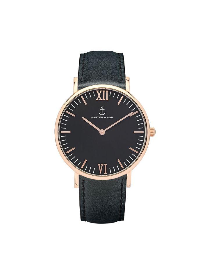 ber ideen zu damenuhr lederarmband auf pinterest damenuhren armbanduhr rosegold und. Black Bedroom Furniture Sets. Home Design Ideas