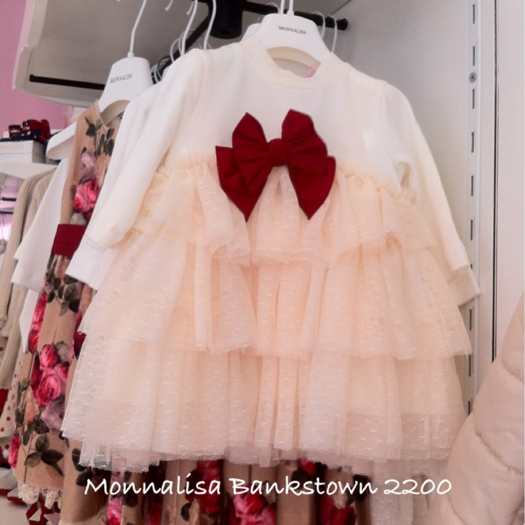 Monnalisa bebe autumn/winter collection