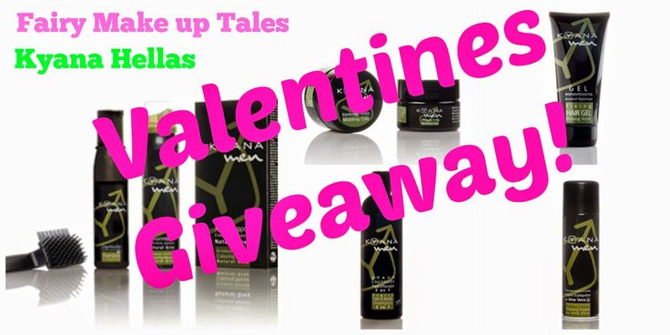 Fairy make-up tales . . . . : Happy Valentines Day Giveaway!