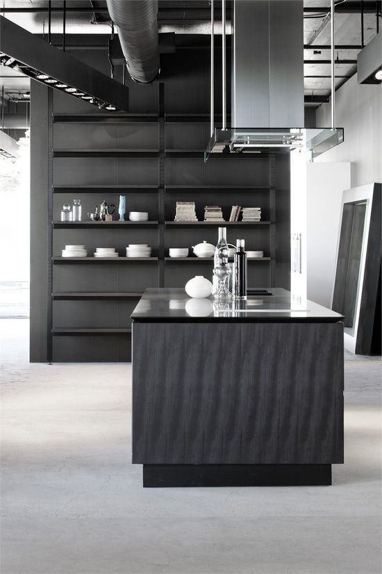 Boffi Kitchen From Their Studio In Montreal