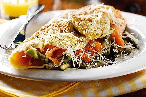 10 Tasty Omelette Fillings