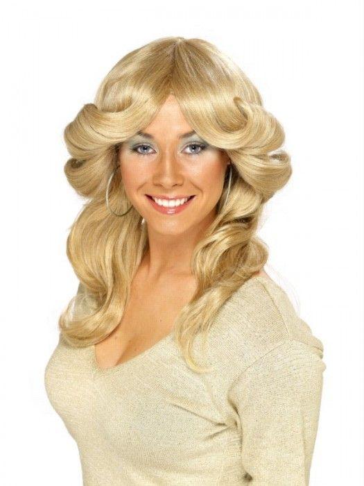 Peruka Abba Blond