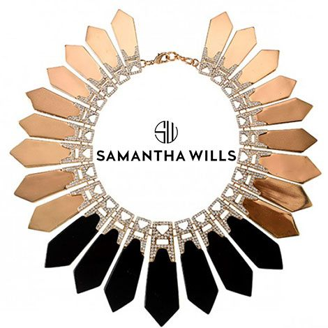 Meet your next statement necklace!