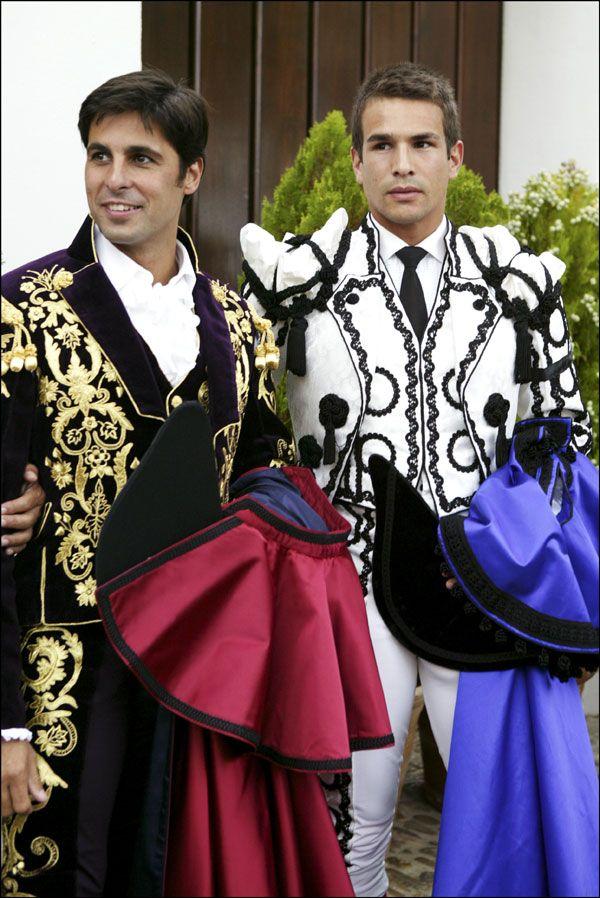 JOSE MARIA MANZANARES i FRANCISCO RIVERA ORDOÑEZ ( i això que sóc antitaurina!)