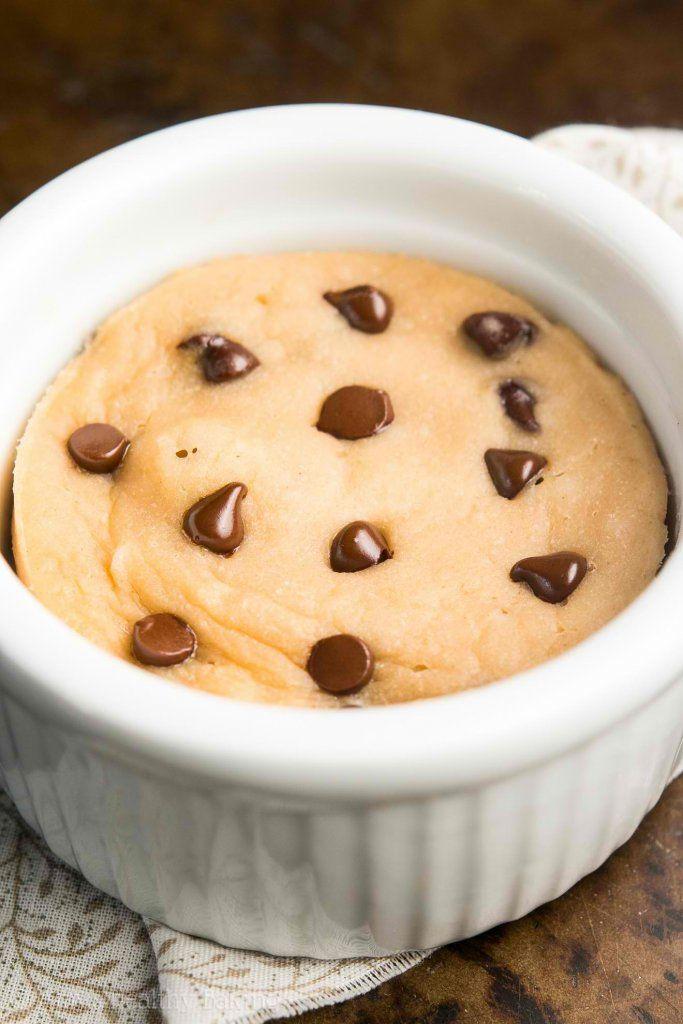 Low-Calorie Chocolate Chip Mug Cake - Chocolate Recipes ...