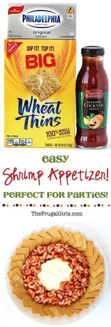 Easy Shrimp Appetizer for Parties! ~ from TheFrugalGirls.com ~ this crazy delicious shrimp platter is always the hit of the party! It's the perfect addition to your holiday appetizers, too! #recipes #ideas #thefrugalgirls