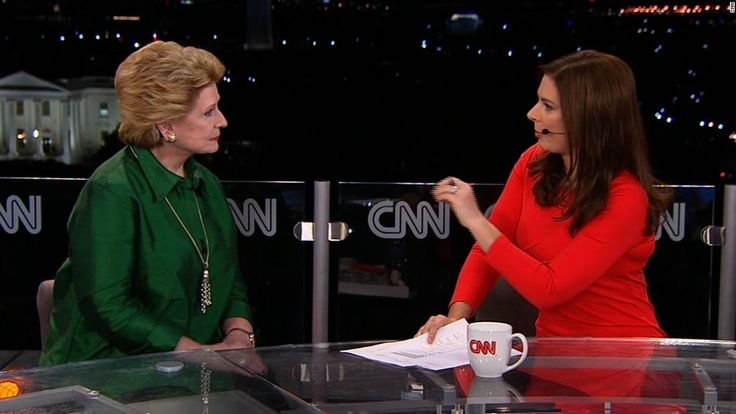 """Democratic Senator Debbie Stabenow joins """"Erin Burnett OutFront"""" to offer her thoughts on the impact of repealing Obamacare"""
