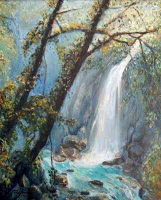 Mistic Falls - Tony Pavone
