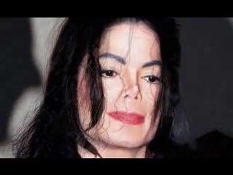 Michael Jackson Face Transformation