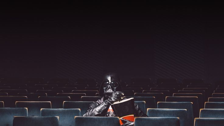 The Force Awakens by D. Vader on tookapic