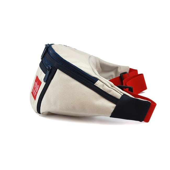 Tricolour with Stars Alleycat Waist Bag