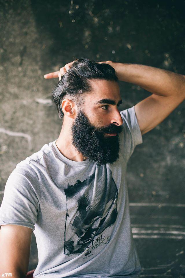 Strange 1000 Images About Beard On Pinterest Short Hairstyles Gunalazisus