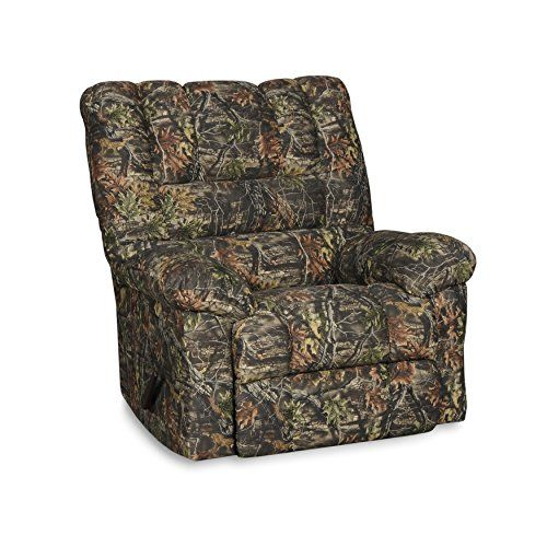 Rocker Recliner Chair w/ Optional Swivel Base | Upholstered Rocking &  Reclining Living Room Chair, Back Country-Camo - 25+ Best Ideas About Swivel Rocker Recliner Chair On Pinterest
