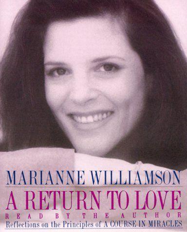 A Return to Love - Marianne Williamson | Books Worth ...