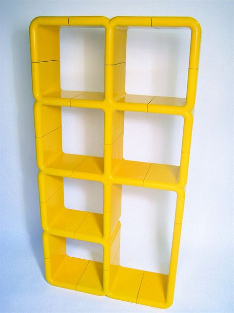 Umbo Joe Colombo Shelving Unit by BackGarage, via Flickr
