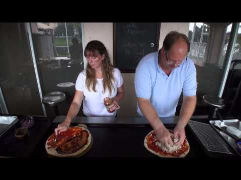 GM#1028 - Pizza on a Griddle Master Griddle Top - YouTube