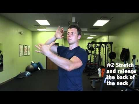 how to fix posture forward neck