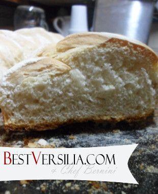 Vi piace il genuino, autentico pane toscano? Lo chef Bernini ci insegna come prepararlo a casa!  #Ricette #cucina