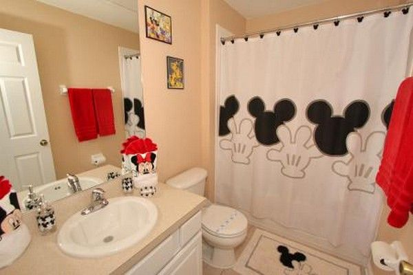 Mickey Mouse Bathroom Ideas Of 17 Best Images About Mickey Bathroom On Pinterest Disney