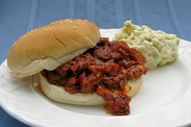 """Crock-Pot Pulled Pork: """"Love it. This has become one of our regular dishes, as we make it monthly. It is SO easy, and a total hit with everyone I've shared it with so far."""" -loxycook"""