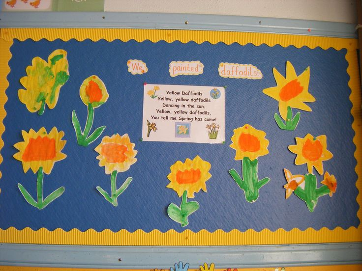 Daffodil Paintings | Flickr - Photo Sharing!