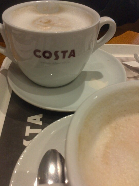Coffee shops & coffee dates <3