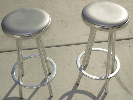 Sf Scavenger Indecasa Bar Stools For 200 Modern Rustic
