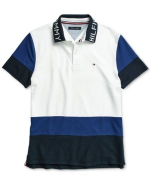 94faeb14d TOMMY HILFIGER ADAPTIVE MEN S BRYANT POLO SHIRT WITH MAGNETIC BUTTONS.   tommyhilfiger  cloth
