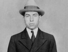 "Charles ""Lucky"" Luciano aka Salvatore Lucania"