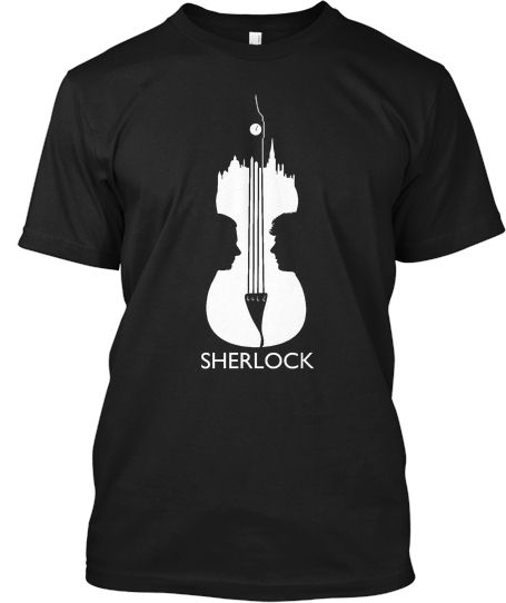 Sherlock shirt!!