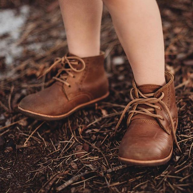 Childrens leather boots, Leather boots