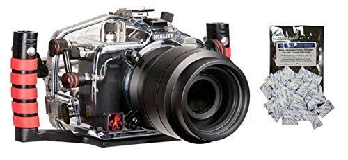Canon EOS 6D Underwater DSLR Waterproof Camera Housing by Ikelite 6871.06