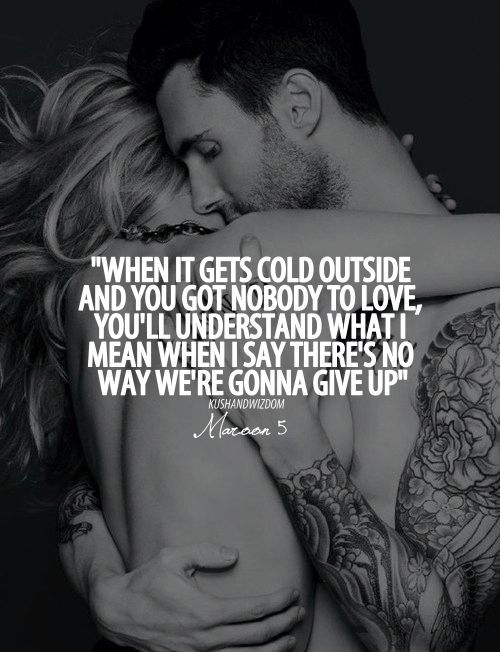 maroon 5 - looove this song