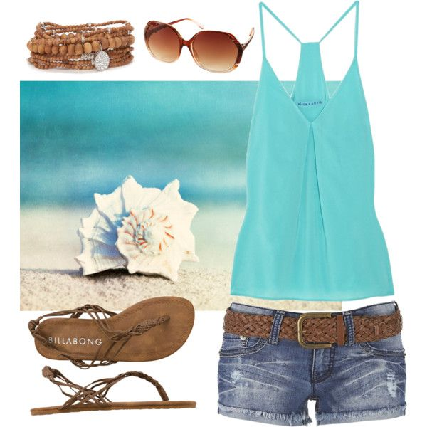 summer <3: At The Beaches, Summer Looks, Dreams Closet, Style, Color, Beaches Outfits, Cute Summer Outfits, Beaches Clothing, Summer Clothing