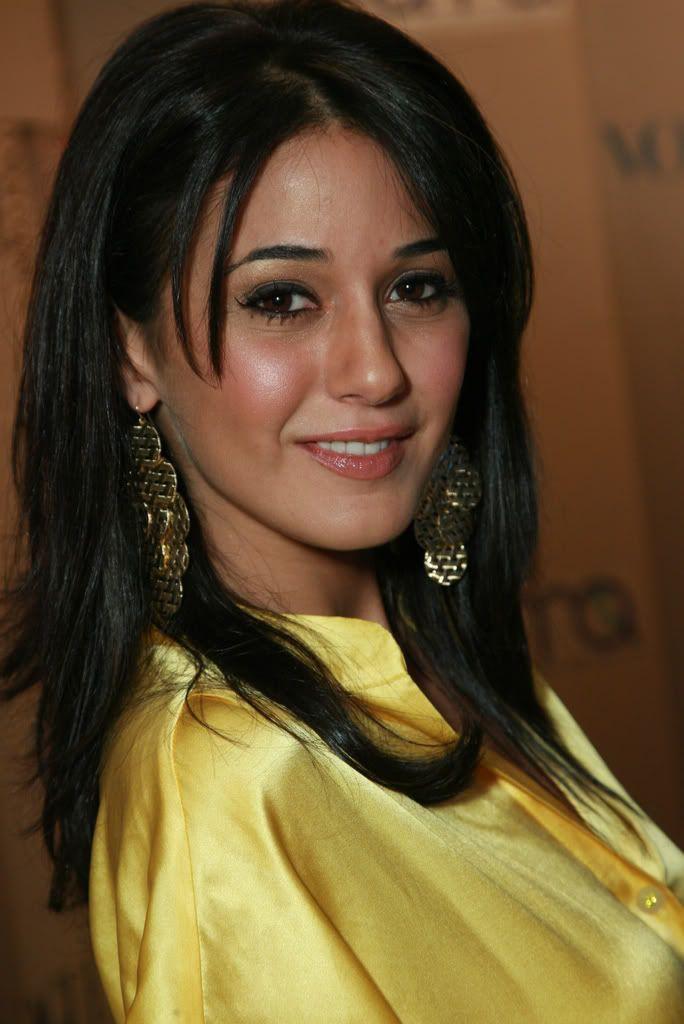 Shalini Vadhera's Look for Emmanuelle Chriqui |The Indian Make-up Diva