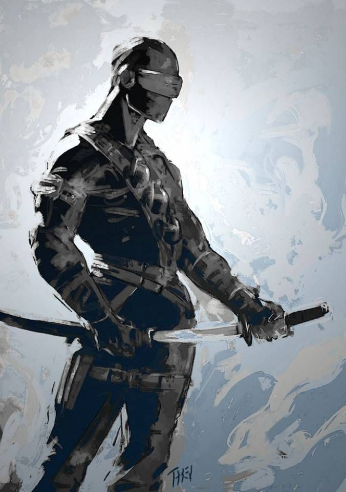 Snake Eyes and Storm Shadow | Snake-Eyes/Storm Shadow vs Daredevil/Nightwing - Battles - Comic Vine