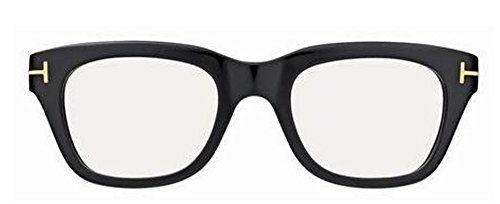 Amazon.com: Tom Ford FT5178 Eyeglasses-001 Shiny Black-50mm: Tom Ford: Clothing