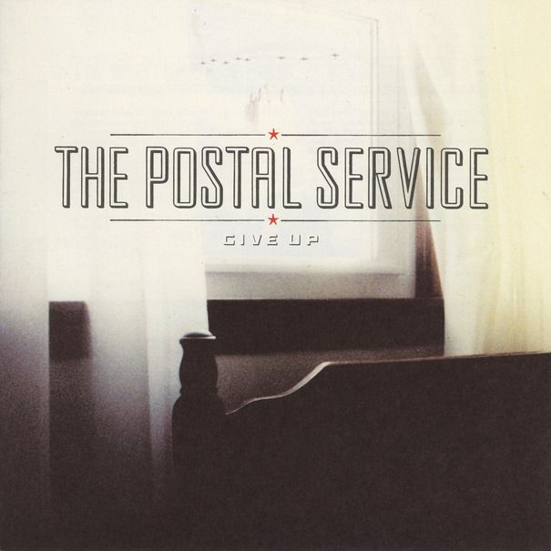 the postal service - give up. over eight years since the album came out and it still never gets old. sad they never put another album out, but this one is so perfect that it makes up for it.
