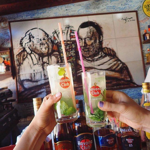 // mojitos in Havana // : Bodeguita del Medio | Havana, Cuba