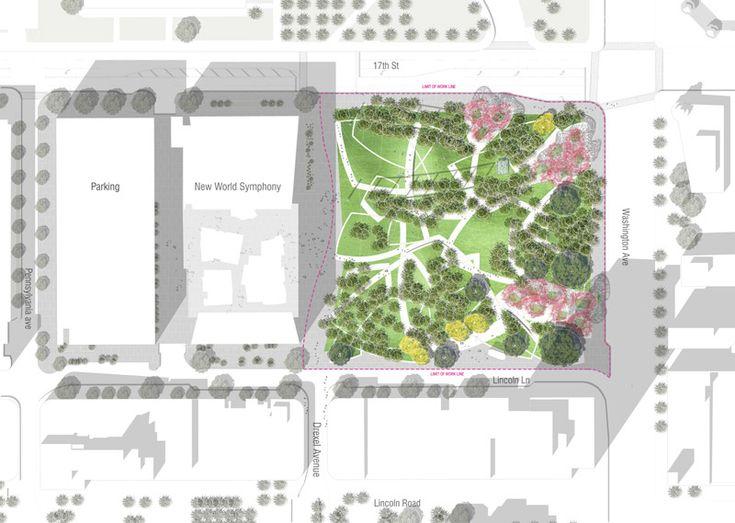 Best Landscape Architecture Plans Images On Pinterest