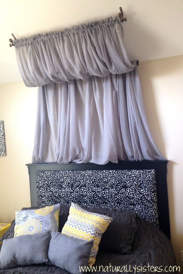 Diy Canopy Bed 77 Best Beds Images On Pinterest