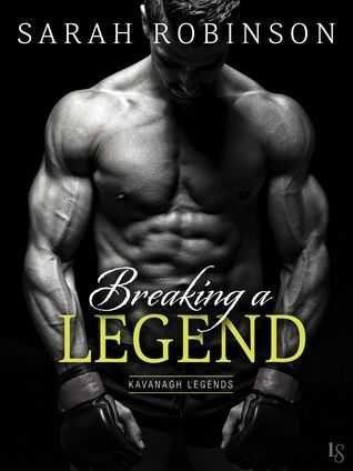 Under the Covers Book Blog reviews the first book in the Kavanagh Legends series. Breaking Legend by Sarah Robinson  #BookReviews #Utcstyle #kindle #bookworm