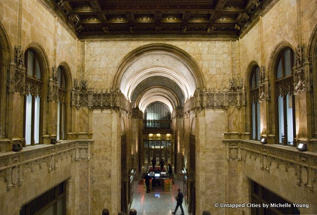Just 3 Tickets Left to Our Next Untapped Exclusive Woolworth Building Tour on April 12th... Untapped Cities will be offering readers the chance for intimate, hour-long tour of the normally off-limits Woolworth Building lobby in NYC on April 12th.
